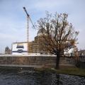 Baustelle des neuen Forums Berlin