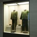Maos birthplace museum- uniforms of Mao- Shaoshan in Hunan province- brandeins