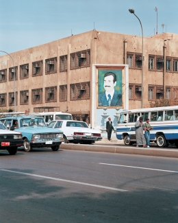 Baghdad, Traffic, 6 months prior to 2nd Iraq War