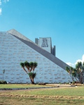 Brasilia, National Theatre