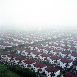 Huaxi, Communist Villages, New Homes for Villagers, Stern