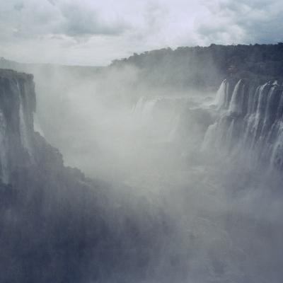 Iguzazu Wasserfall , Argentinien