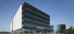 Logon Urban Architecture-Zibo Library Building
