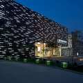 Glass Museum, architect Logon, Shanghai Baoshan