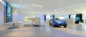 Maserati Showroom Beijing