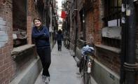 Lea, student, Shanghai, former Jewish Ghetto, Die Zeit