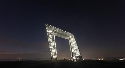 Saarpolygon-Architekten Pfeiffer-Sachse- Halde Duhamel in Ensdorf