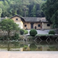Home to Maos birthplace-Shaoshan village in Hunan province- brandeins
