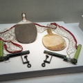 Maos birthplace museum-ping pong set Mao played with-Shaoshan in Hunan province- brandeins