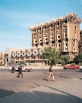 Baghdad, 6 months prior to 2nd Iraq War