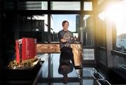 BMW 100 Jahre: Rolls Royce Story China, Stephen Hung Hat, Entrepreneur Hongkong