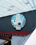 Brasilia, inside the 'Superior Tribunal de Justicia'