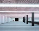 Brasilia, interior space at the national congress