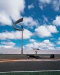 Brasilia, Picture of Memorial JK, museum dedicated to Juscelino Kubitschek de Oliveira