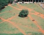 Brasilia, improvised paths