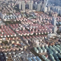 Shanghai Pudong Housing seen from SWFC Tower