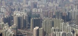Shanghai Puxi City Patterns