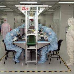 Shenzhen Hi Tech Lab Workers, GQ