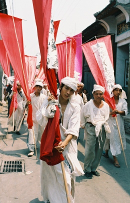 Henchang Procession, funeral