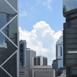 Hongkong City Density