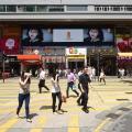 Hongkong, Kowloon, Nathan Road