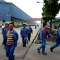 Huaxi, Communist Villages, Workers Steel Factory , Stern