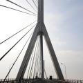 Donghai Bridge to Yangshan Deep Sea Port Shanghai