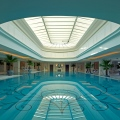 Interieurs, Shanghai, Peninsula Pool, for wallpaper magazine