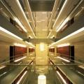 Interiors, Dalian, Hotel, Architect gmp