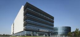 Logon Urban Architecture-Zibo Library Building