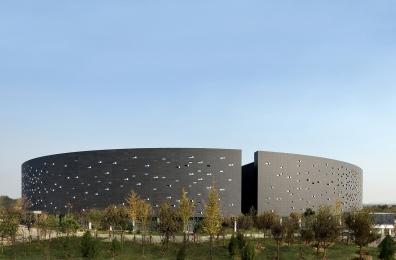 Logon Urban Architecture- Jining Museum Building