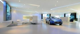 Maserati Showroom Beijing