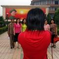 Nanjie, Communist Villages, Mao and Visitors, Die Zeit