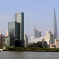 Poly Plaza, architect gmp, river view, Shanghai Pudong