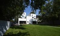 prespace Architects-Berlin-Haus + , Gartenansicht