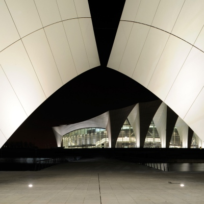 SOSC Shanghai Oriental Swimming Center, Gymnasium, architects gmp