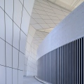 SOSC Shanghai Oriental Swimming Center, Open Pool Detail, 2 year documentation for Architects gmp