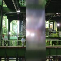 Thyssen Steel Factory, Dalian,  Worker