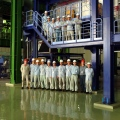 Thyssen Steel Factory, Dalian, Group of Workers