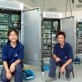 Thyssen Elevator Shanghai Workers