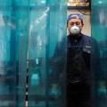 Truetzschler worker, Shanghai