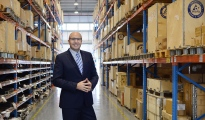 DHL, Annual Report, Klas Wimmerstedt at Shanghai Tetra Pack