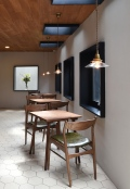 Architecture Interiors wallpaper Shanghai City Guide Taste Cafe Shop