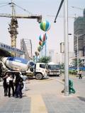Xi'an Construction site- Ballons