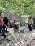 People at Playground